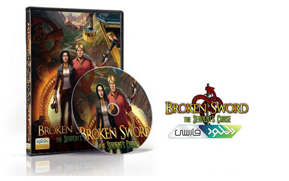 دانلود بازی کامپیوتر Broken Sword 5 The Serpents Curse Episode 2