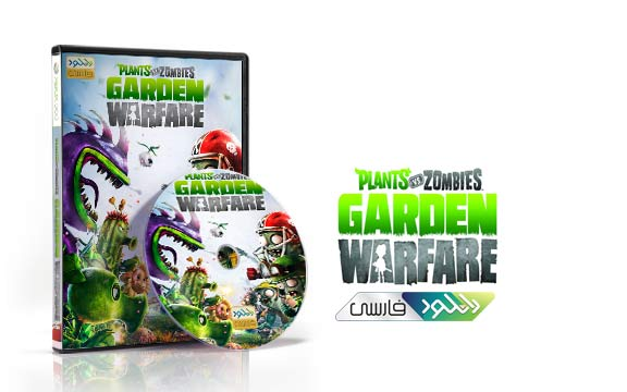 دانلود بازی Plants vs Zombies Garden Warfare Xbox 360