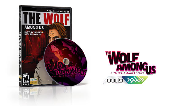 دانلود بازی The Wolf Among Us Episode 4 In Sheeps Clothing